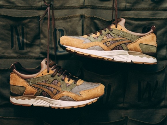 new concept 11772 63c07 ... ASICS Tiger x SBTG x KICKS LAB GEL-LYTE V PHYS ED 3