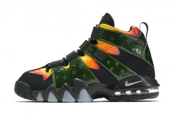 the latest 50a90 d868e Charles Barkley and Godzilla Reunite on the Nike Air Max2 CB 94 ...