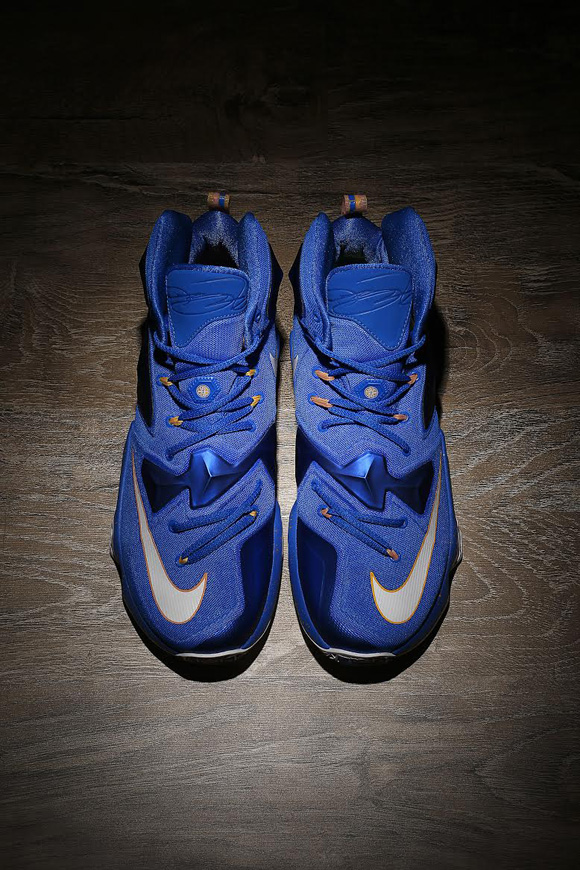 34014c98b10 Get Up Close and Personal With The Nike LeBron 13  Balance  2 ...