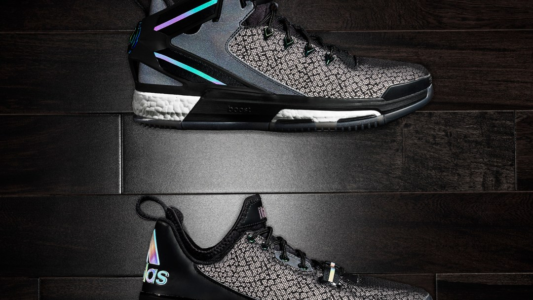low priced 6ee45 37acd The adidas Basketball Xeno Pack (D Rose 6  D Lillard 1) Drop