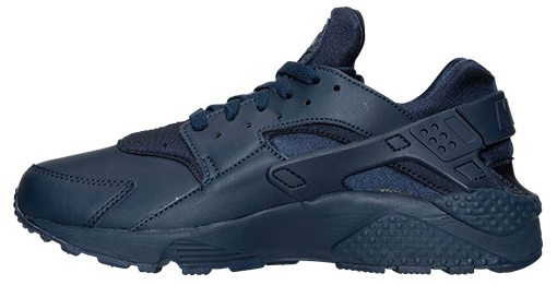 Navy Blue Covers This Nike Air Huarache - WearTesters 05edc9045481