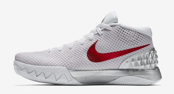 Nike Brings the Business with this 'Double Nickel' Colorway of the Kyrie 1-4