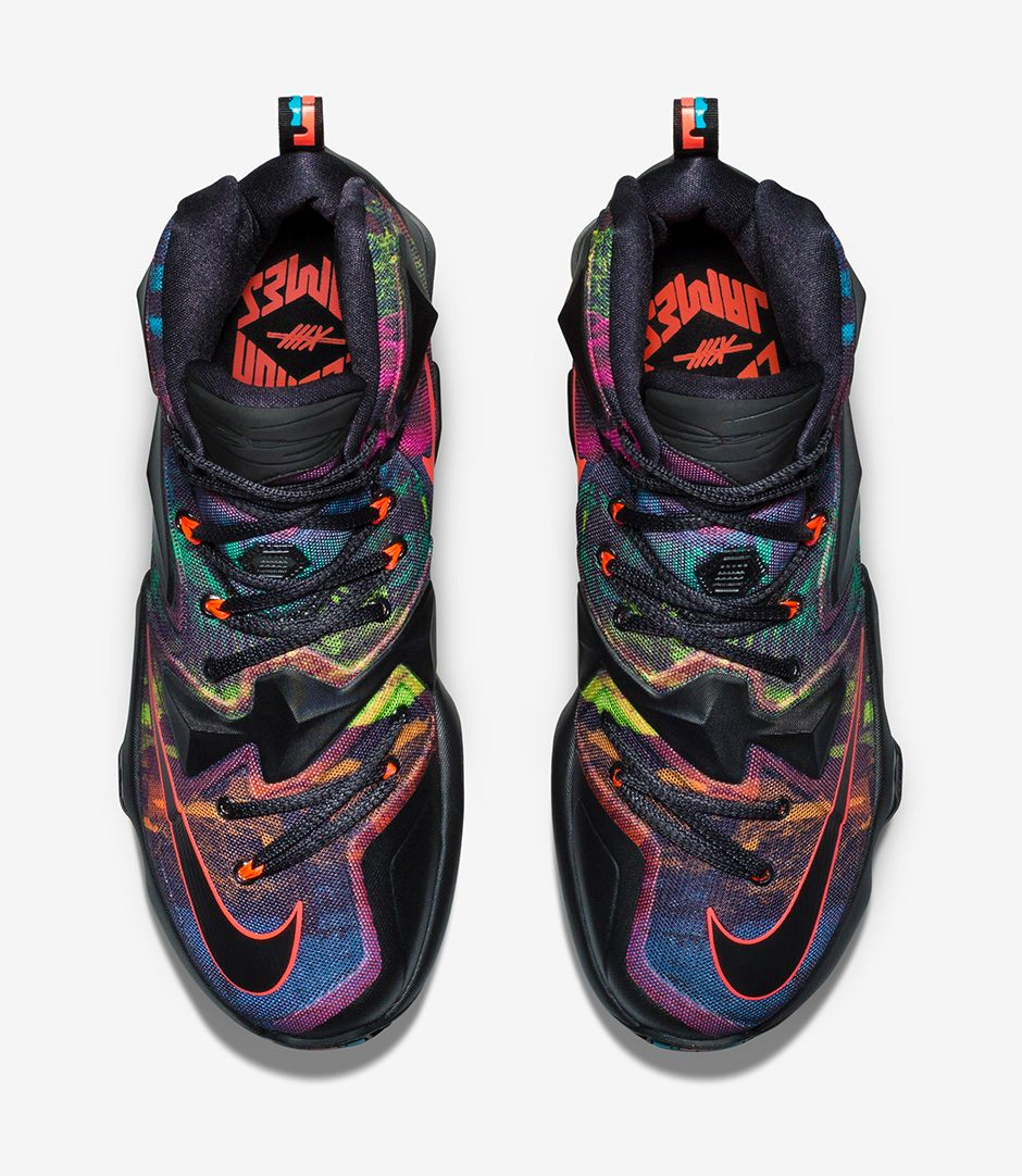 Nike LeBron 13  Akronite Philosophy  - Available Now - WearTesters b878079ce6d9