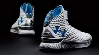 Where to Cop the Under Armour Curry One  Splash Party  dc3c4b76f1fc
