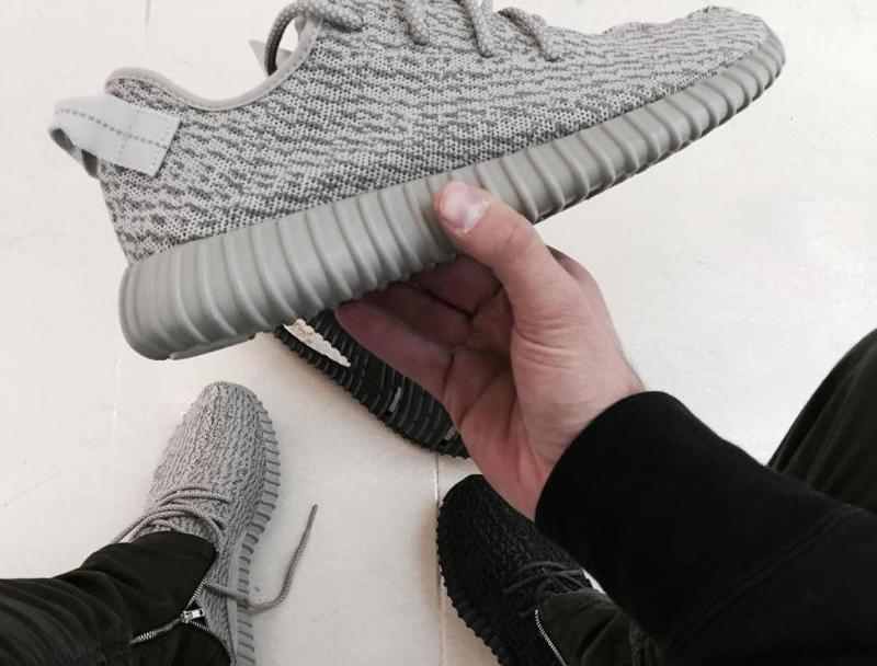 6f93c4d90 Feast Your Eyes on the adidas Yeezy 350 Boost  Moonrock  - WearTesters