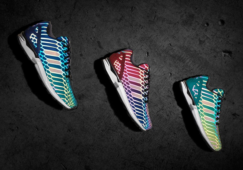 4c80096cbea648 adidas Unveils the Newest Xeno ZX Flux With the New  Negative ...