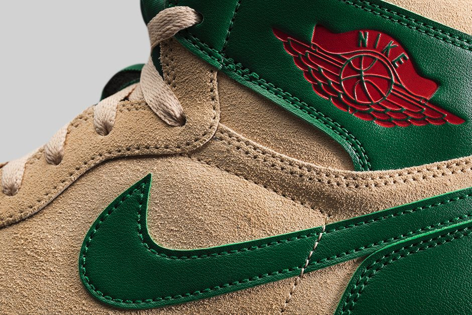 cc6416b4378fe3 This Colorway of the Air Jordan 1 Retro High The Return Is Inspired ...