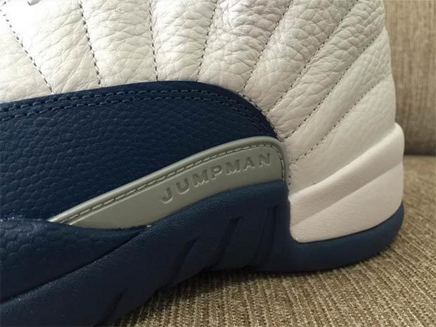 Air Jordan 12 Retro 'French Blue' 5