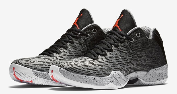 017dc9c7cd69 Where to Cop the Jordan XX9 Low in Black  Wolf Grey  Infrared 23 ...