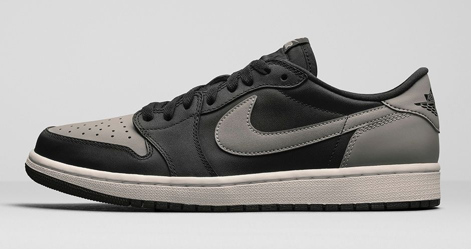 online store 6dd8c f3cd2 An Official Look at the Air Jordan 1 Retro Low OG  Shadow  1