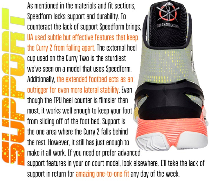 Curry Support Page