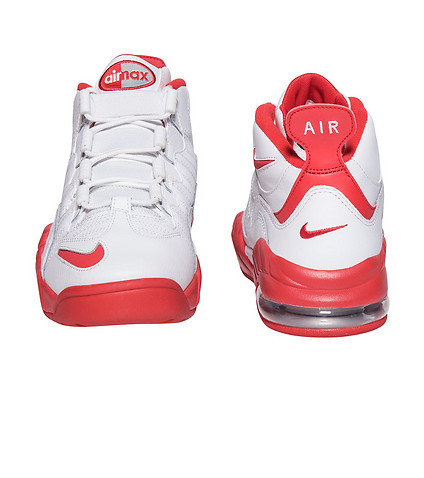 low priced 96b3f 1762e Nike Air Max Sensation is Now Available in White Red 2