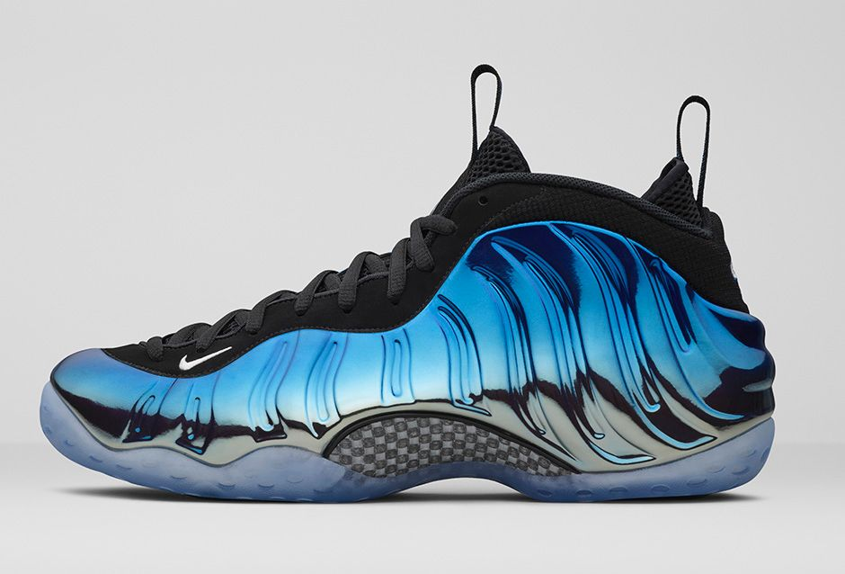 689f31e97473b Where to Cop the Nike Foamposite One  Blue Mirror  - WearTesters