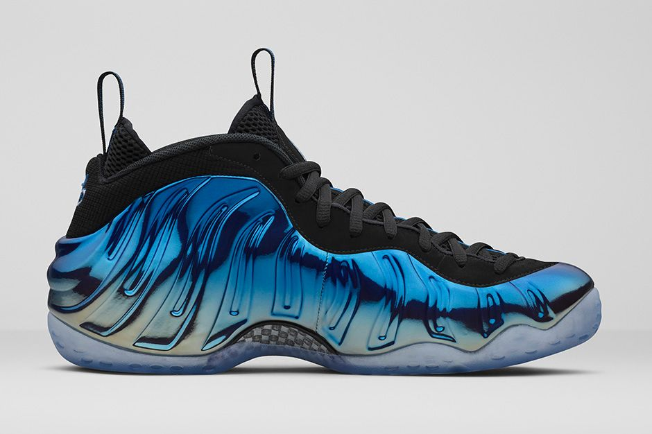 72a52a3624b Where to Cop the Nike Foamposite One  Blue Mirror  - WearTesters