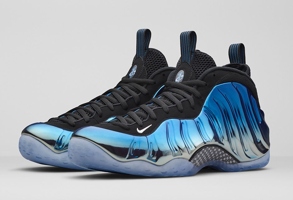 Where To Cop The Nike Foamposite One Blue Mirror WearTesters