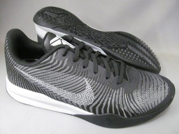 presenting in stock classic shoes nike kobe mentality 2 gris