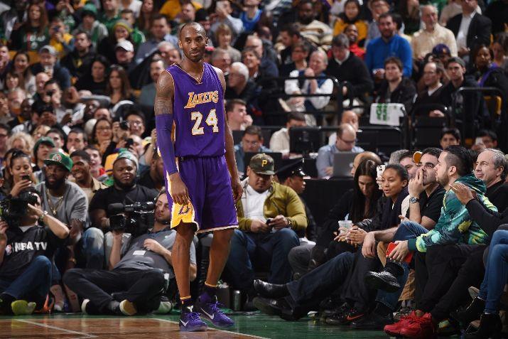 The Mamba Wears the Kobe XI for His Last Run in Boston-4