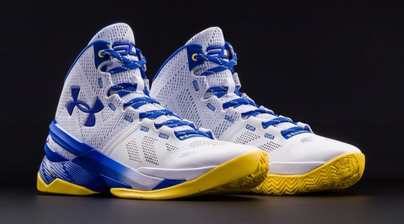 Under Armour Curry Two 'Dub Nation Home'
