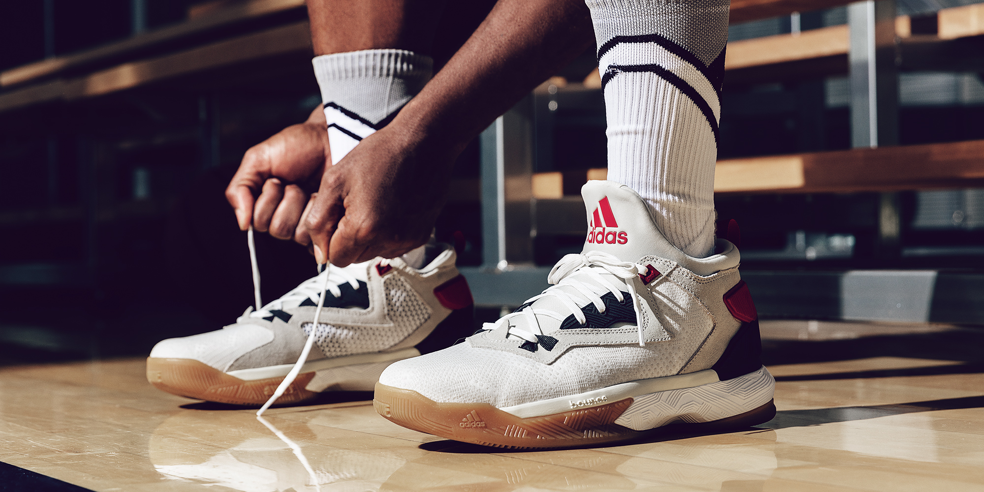 The adidas D Lillard 2  Rip City  Colorway is Available Now ... e42893a0b2