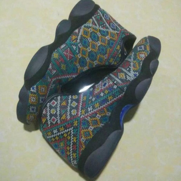 ea14a2cc6d9e6f Air Jordan Horizon  Multicolor  - WearTesters