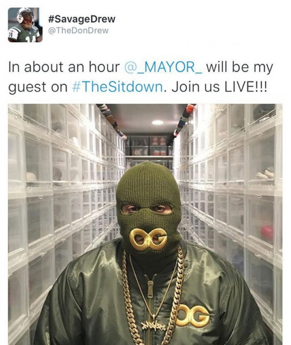 the sitdown mayor