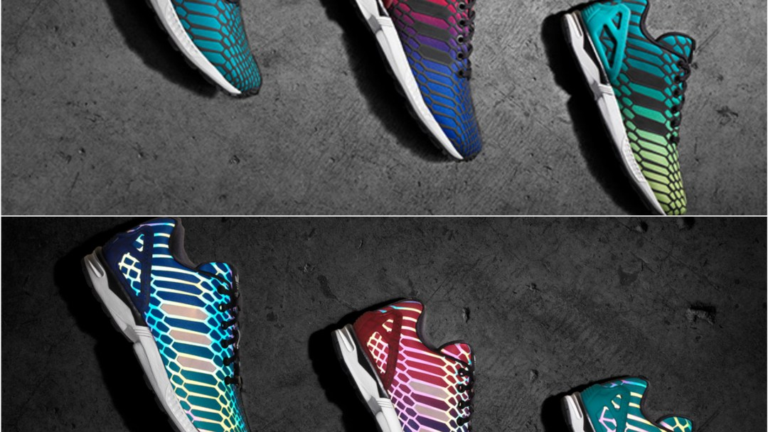 53956edac3923 adidas ZX Flux  Xeno Negative  Pack - Available Now - WearTesters