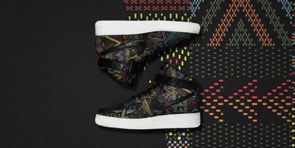 Nike Air Force 1 'BHM'