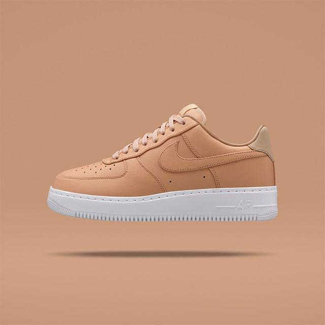tan air force 1