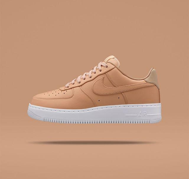 9c7c8b0627b3 NikeLab is Releasing the Nike Air Force 1 Low in  Vachetta Tan  Soon ...