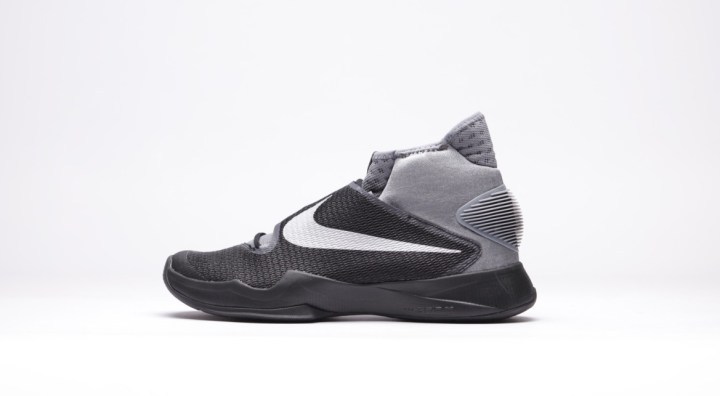 factory authentic 4e789 69382 Nike HyperRev 2016 Black  Metallic Silver 1 ...