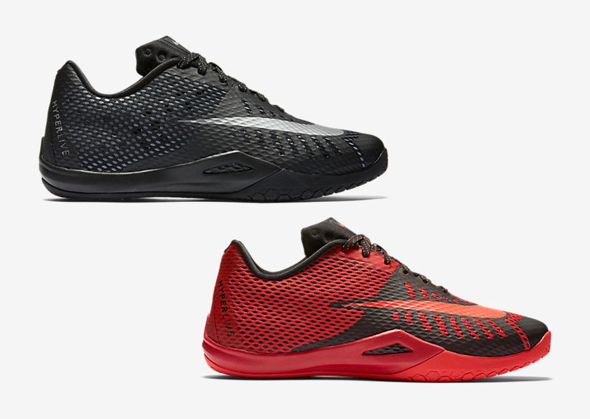 071a30f0db00 Nike Hyperlive Officially Drops in Two Colorways - WearTesters