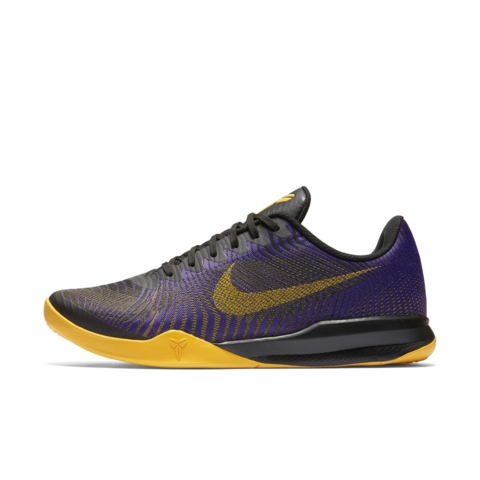 02b0022ae5e The Nike KB Mentality 2 Comes in Lakers Colors - WearTesters