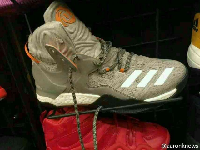 the best attitude ae393 16c12 The adidas D Rose 7 Looks Beastly 1 ...