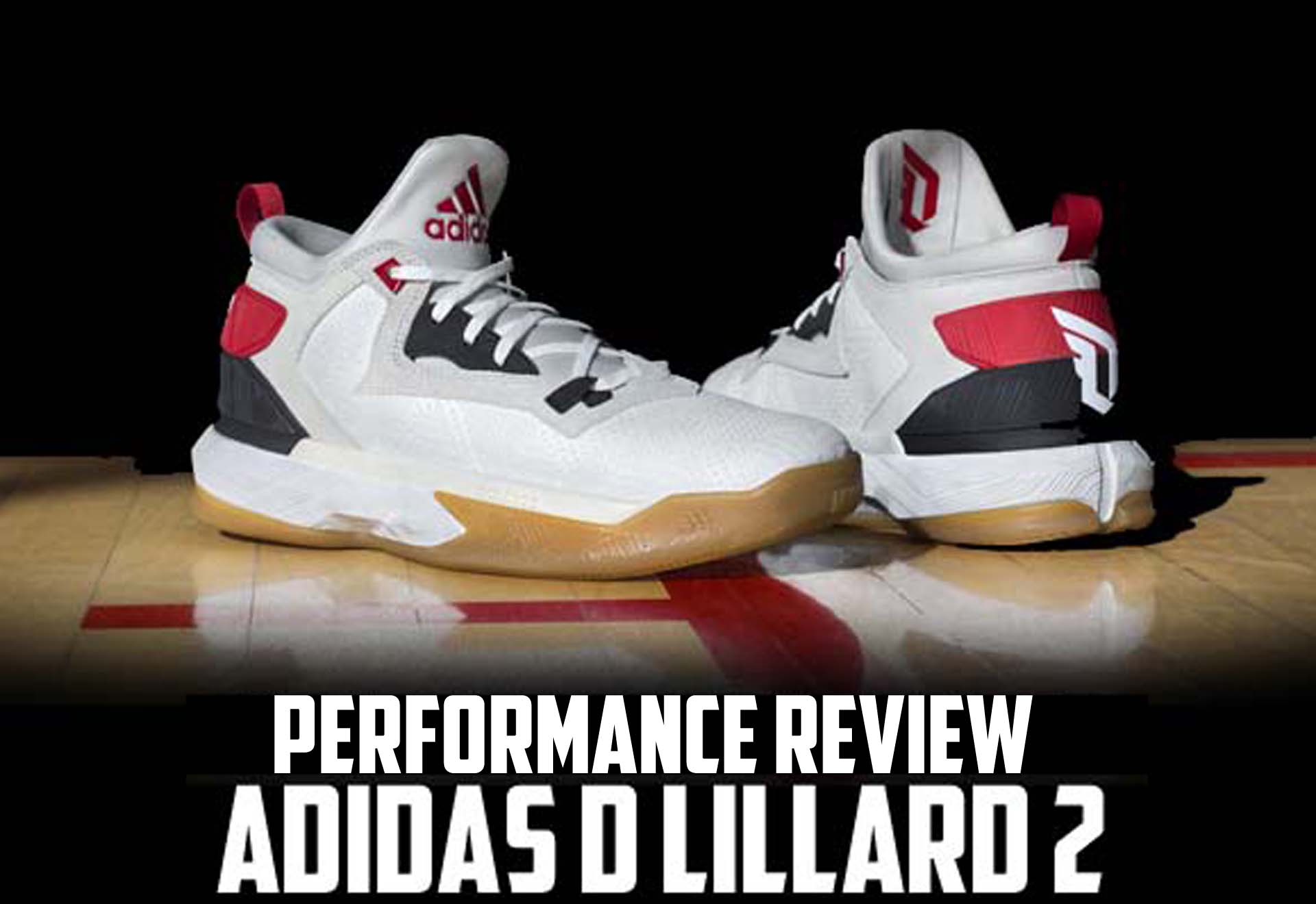 best service b2757 2fb63 adidas D Lillard 2 Performance Review - WearTesters