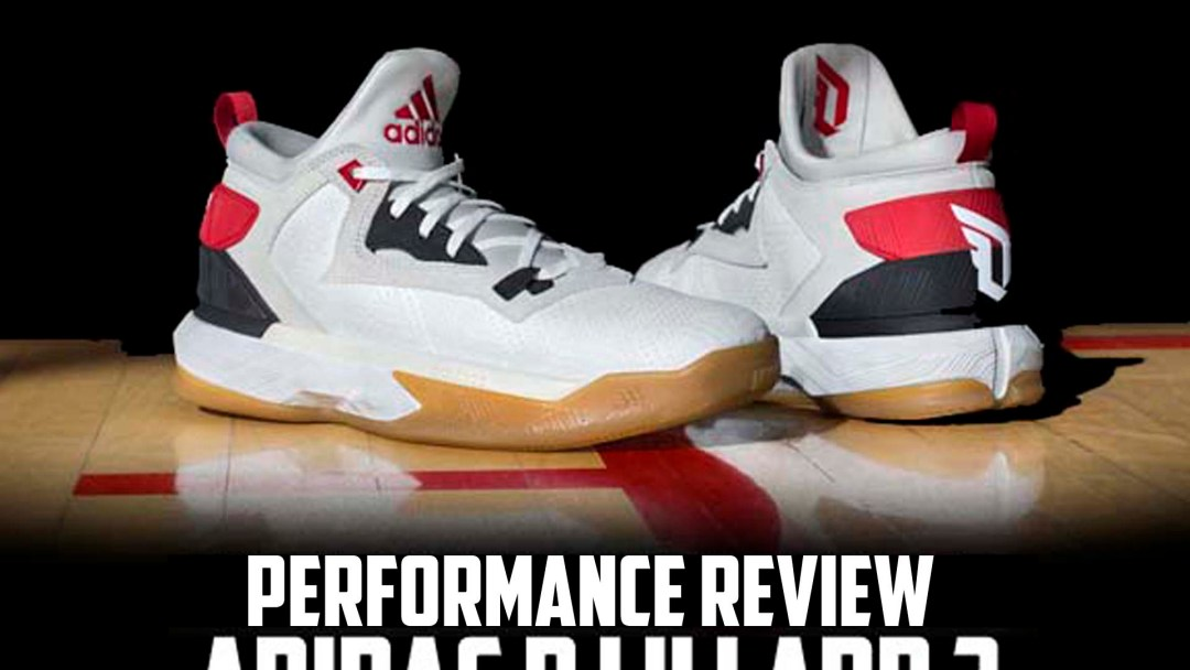 72716148682d adidas D Lillard 2 Performance Review - WearTesters