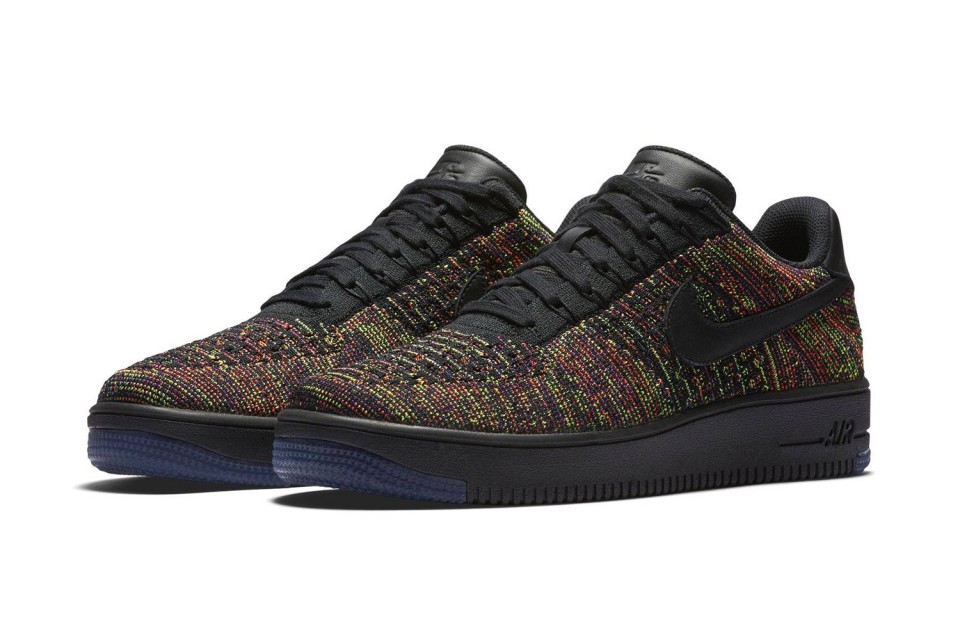 c19857065b7f Nike Air Force 1 Low Flyknit - Available Now in Five Colorways ...