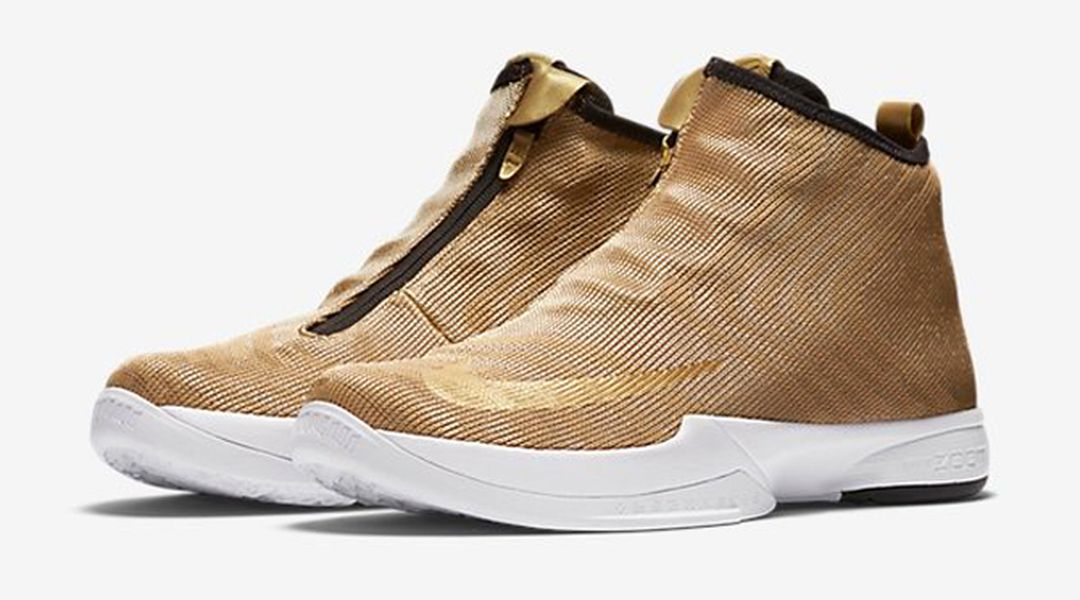0fde289278af The Nike Zoom Kobe Icon Dropped Today in Metallic Gold - WearTesters