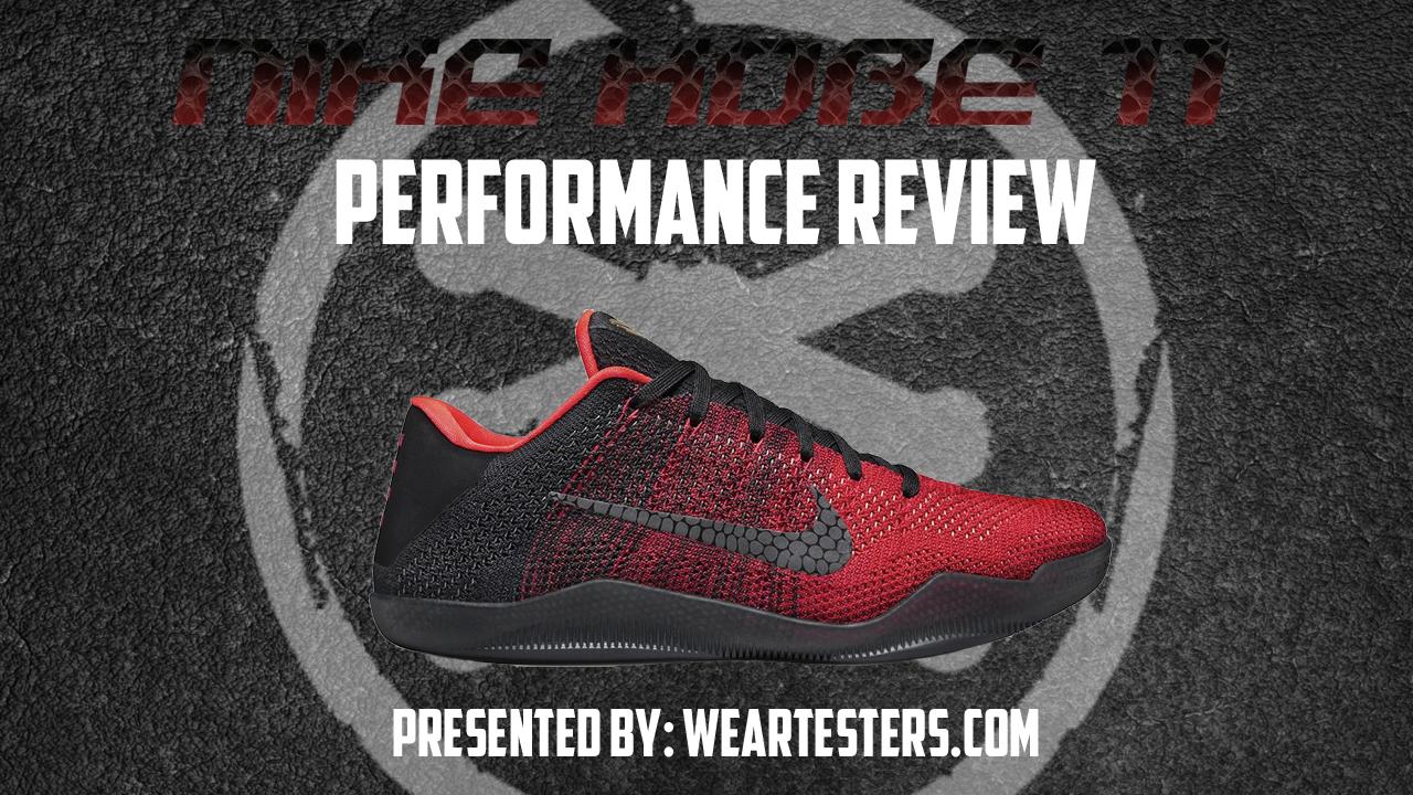 ee91949f368d Nike Kobe XI (11) Elite - Performance Review