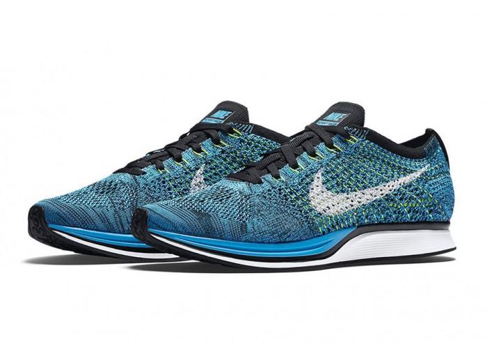 online store 52352 2d463 Nike Flyknit Racer