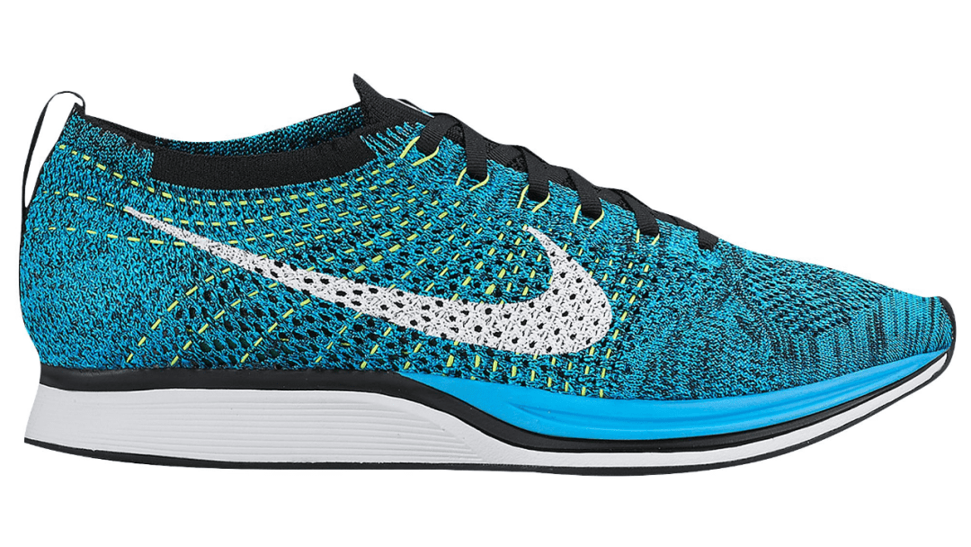 6c066997c382 ... The Nike Flyknit Racer Now Comes in Blue Glow - WearTesters ...