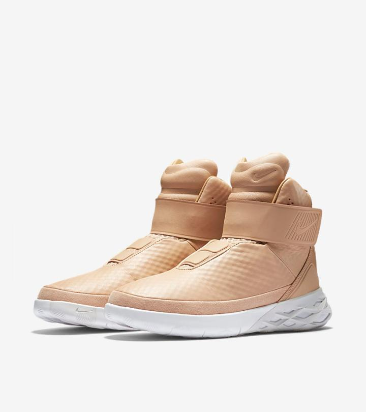 4001a258307c Nike Goes For High Fashion on the Swoosh Hunter  Vachetta Tan ...