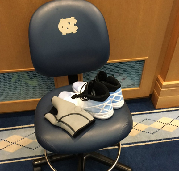 67f61be38d786d UNC Players Get the Cleanest Pair of the Air Jordan XXX (30) 2 ...