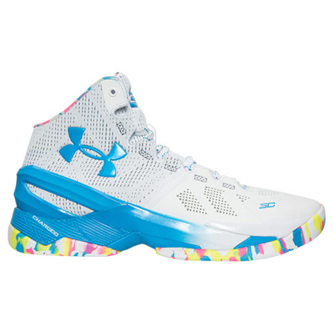 Your Best Look at the Under Armour Curry 2 'Splash Party' 2