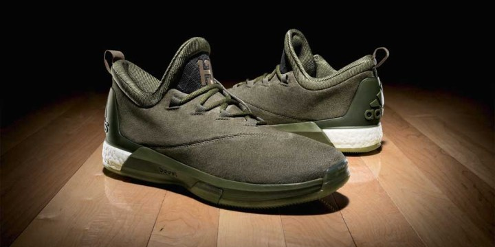 adidas and James Harden Debuts the adidas Crazylight Boost 2.5 Cargo Edition 2