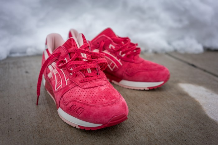 f6f719809872 The Asics Gel Lyte III  Strawberries   Cream  Arrives Before ...