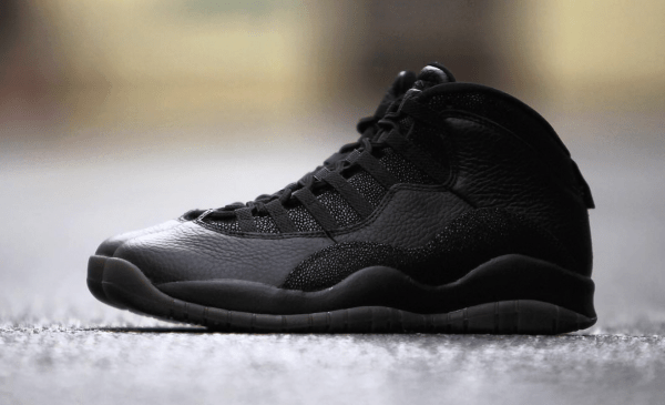 "86d5f665567 ... for the Air Jordan 10 OVO ""Black"" to release on Saturday, February 13,  2016 at select Jordan Brand retail stores for the NBA All-Star Weekend."