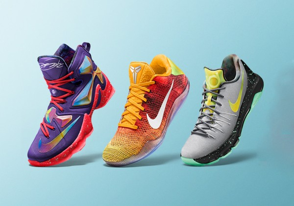 designer fashion 41977 ddbd4 NikeiD Collection for All-Star Weekend - WearTesters
