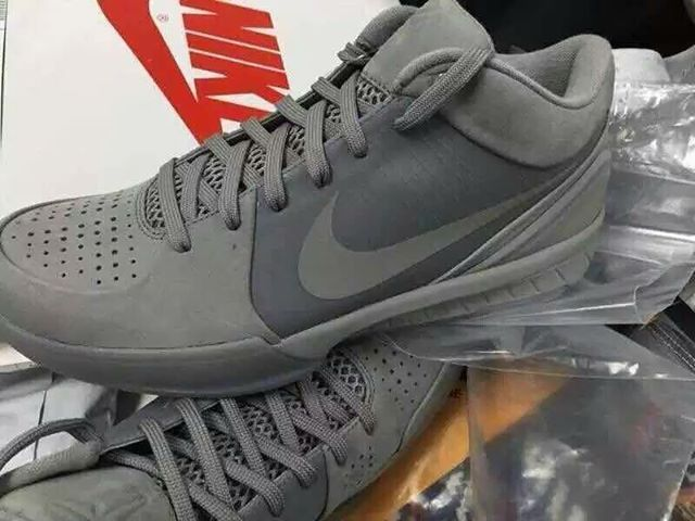 the best attitude 08ef1 fece5 First Look at the Upcoming Nike Zoom Kobe IV FTB - WearTesters