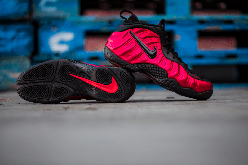 half off 4421c fcd9b The Nike Foamposite Pro  University Red  is Available Now - WearTesters
