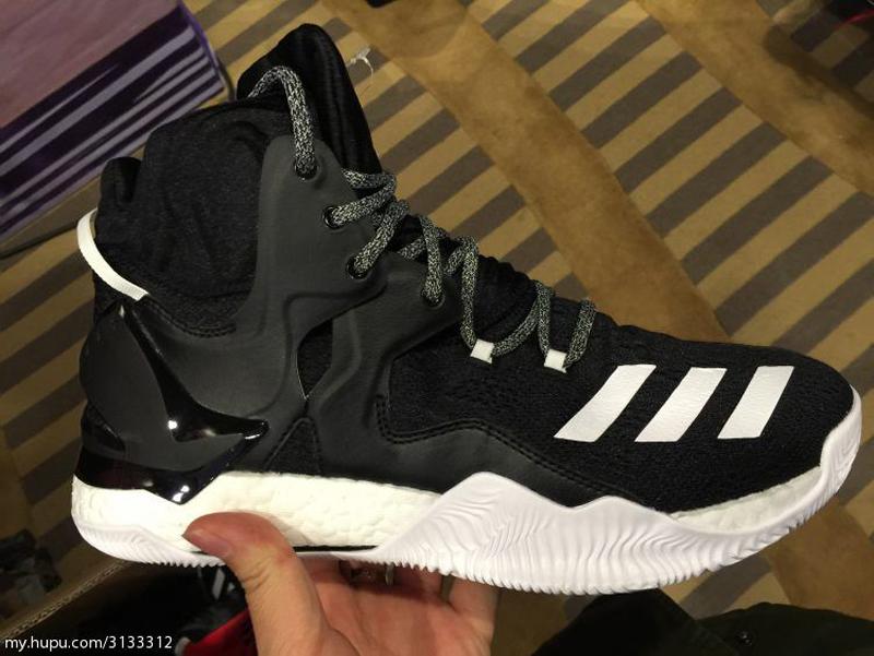 Conseguir una mirada detallada en la próxima weartesters Adidas D Rose 7